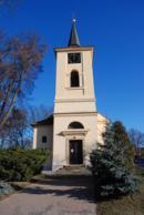 Pohled na kostel svatého Havla.
