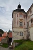 Zámecká věž.