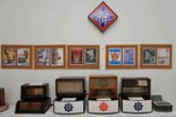 Muzeum radiopřijímačů.