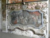 Výzdoba kaple.