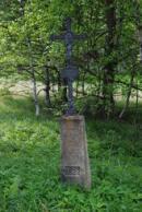 Křížek z revolučního roku.