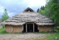 Keltský Archeopark.