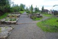 Botanická zahrada v Prášilech.