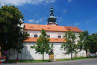 Chrám sv. Václava.