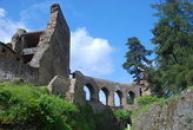 Velhartice - hrad