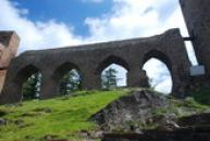 Gotický most od jihozápadu.