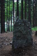 Pomník na úmrtí malíře Adolfa Kašpara.