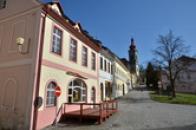 Kostelní ulice.