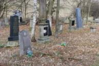 Hřbitov ve Skokách.