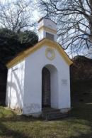 Kaple sv. Šebestiána.