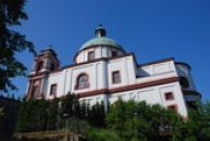 Pohled na baziliku Minor.