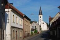 Kunratická ulice.