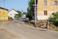 Památka na záplavy v červnu 2010.