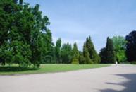 Zámecký park...