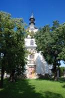 Kostel svatého Jakuba Většího.