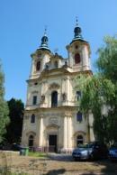 Zdejší klášter Nanebevzetí Panny Marie.