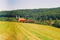 Klášter v Dolním Ročově.