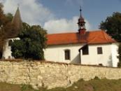 Barokní kostel svatého Martina.