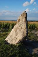 Menhir Zakletý mnich.