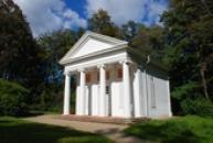 Panův templ.