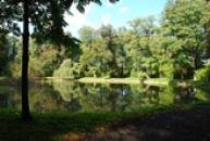 Největší anglický park v Čechách.