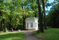 Goethův pavilón.