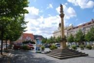 Mírové náměstí.