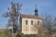 Kaple svatého Blažeje.