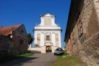 Kostel sv. Matouše z roku 1756.