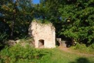 Hrad z druhé poloviny 14. století.