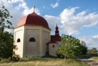 Kaple Navštívení Panny Marie.