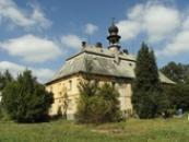 Zámeček ve Staňkovicích.