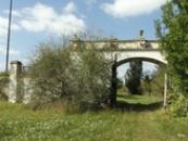 Zámecká brána.