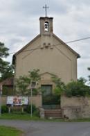 Kaple sv. Floriána.