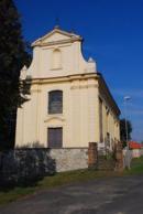 Kostel Nanebevzetí Panny Marie ze 13. století.