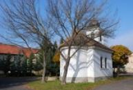 Kaple Nejsvětější Trojice z poloviny předminulého století.