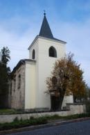 Kostel Nanebevzetí Panny Marie v Chotěšově.