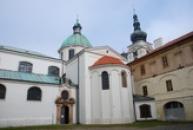 Zdejší klášter.