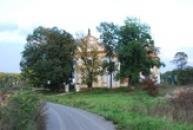 Kostel sv. Kateřiny zaniklé vesnice Chodžovice.