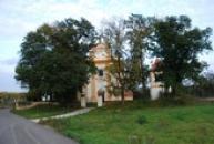 Kostel sv Kateřiny z roku 1273.