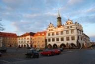 Budova muzea - bývalá radnice.