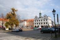 Městské muzeum (bývalá radnice).