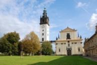 Katedrála svatého Štěpána.