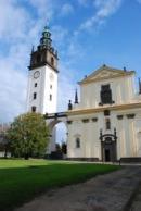 Pohled na katedrálu sv. Štěpána.