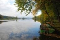 Řeka Labe...