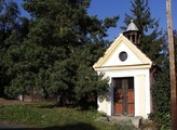 Kaplička v Maškovicích.