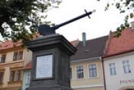 Kudlichův pomník.