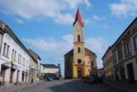 Kostel sv. Martina.
