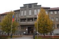 Budova radnice...