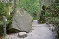 Hromový kámen.